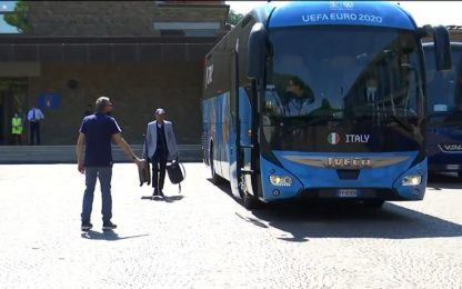 Italia-Svizzera, la vigilia in diretta da Roma