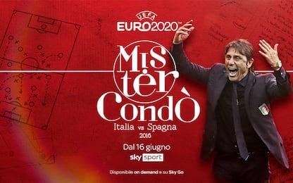 Mister Condò, il capolavoro di Conte a Euro 2016