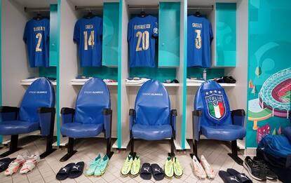 Italia-Svizzera, l'avvicinamento alla partita