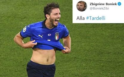 """Boniek esalta il gol di Locatelli: """"Alla Tardelli"""""""