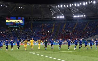 """Marani: """"Meraviglia Italia, gioca come un club"""""""