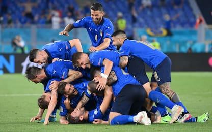 Gli ottavi dell'Italia il 26 giugno: contro chi?