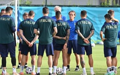 Mancini prepara l'Italia, col Galles si cambierà
