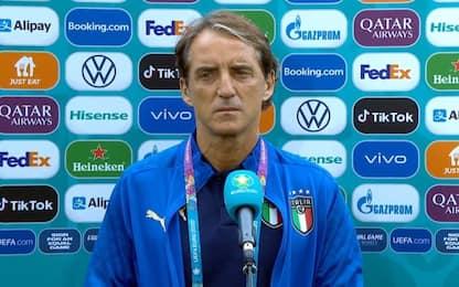 """Mancini: """"Vogliamo chiudere il girone in testa"""""""