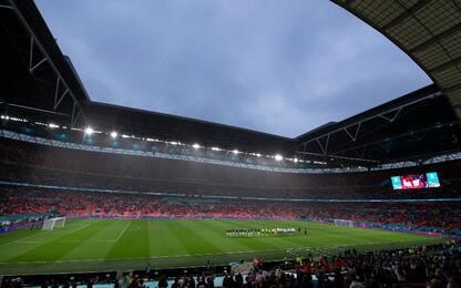 Wembley, 60mila spettatori per semifinali e finale