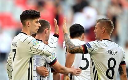 Germania-Ungheria, le probabili formazioni