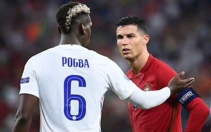 """Pogba: """"Capelli bianconeri? Il futuro non c'entra"""""""