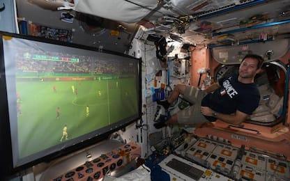 Portogallo-Francia vista dallo... spazio!