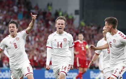 Galles-Danimarca, le probabili formazioni