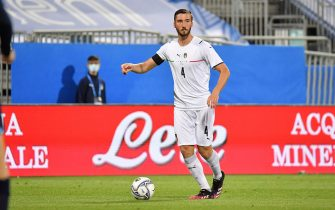 Bryan Cristante of Italy Italia during Friendly match - Italy vs San Marino, friendly football match in Cagliari, Italy, May 28 2021