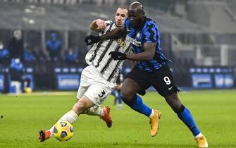 Inter Vs Juventus - Serie A TIM 2020/2021