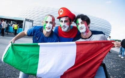 Italia-Belgio, rivivi l'avvicinamento al match
