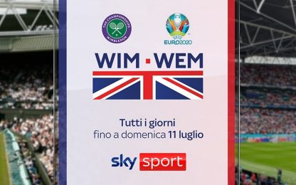 Due sogni in 20 chilometri: tifiamo Italia su Sky