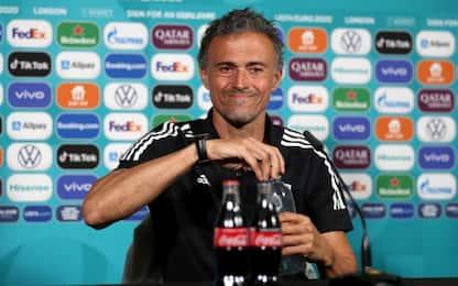 """Luis Enrique: """"Amo l'Italia, sarà molto difficile"""""""