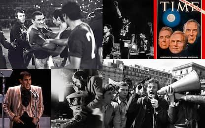 Italia Campione, è di nuovo un '68!