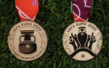 Italia-Inghilterra, svelate medaglie dei vincitori
