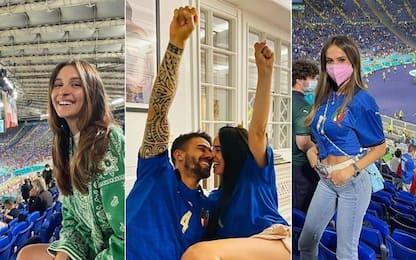 """Italia campione: la festa delle """"wags"""" azzurre!"""