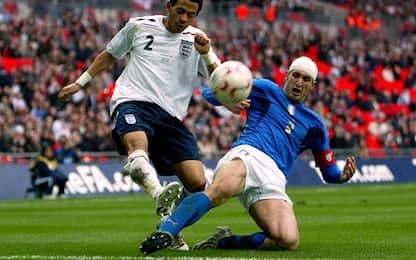 "Da ""Fantozzi"" a Chiellini: eroi italiani a Wembley"