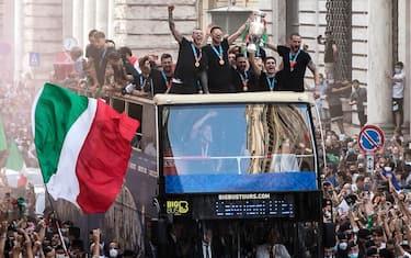 italia festa roma ansa
