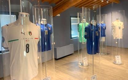 Museo di Coverciano: ecco le maglie di Euro 2020