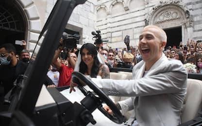 Berna & Veronica, nozze da campioni d'Europa! FOTO