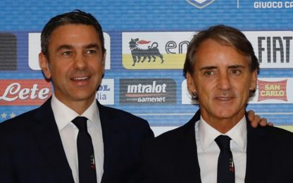 "Costacurta a Sky: ""Così scelsi Mancini come Ct"""