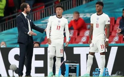 Insulti razzisti a giocatori inglesi: 4 arresti