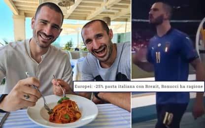Leo&Chiello mangiano altra pasta, gli inglesi… no