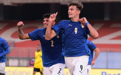 Chi è Lorenzo Lucca, gioiellino di Pisa e Under 21