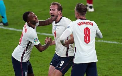 I bomber di Euro 2020: Kane si avvicina alla vetta