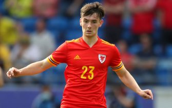 Wales' Dylan Levitt during the international friendly match at Cardiff City Stadium, Wales. Picture date: Saturday June 5, 2021.