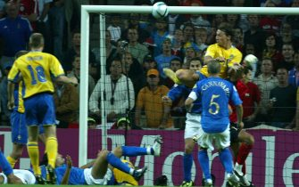 ITALIA SVEZIA EURO 2004