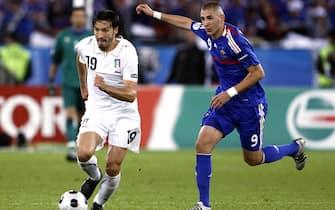UEFA EURO 2008 - Campionati Europei di Calcio - Francia Italia