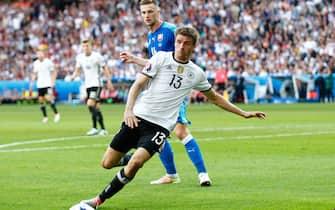 Germania vs Slovacchia - Euro 2016