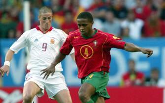 Spagna - Portogallo Campionato Europeo 2004