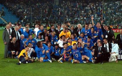 Ricordi l'ultima Italia U21 campione d'Europa?