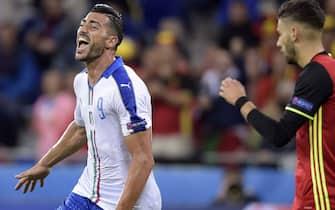 Europei 2016 - Belgio - Italia - Stade de Lyon, Lione - Fase a gironi - Gruppo E