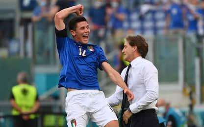 Debutto dal 1' con gol, Pessina come... Mancini!