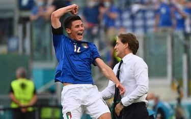 Euro 2020, Italia vs Galles