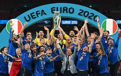 Italia Campione, balzo nel ranking al 5° posto