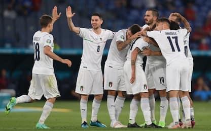 Italia, esordio da sogno: 3-0 alla Turchia