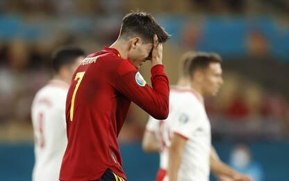 La Spagna non sa vincere: 1-1 con la Polonia