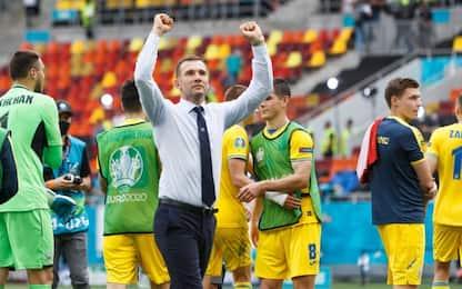 Sheva può esultare, Ucraina batte 2-1 la Macedonia