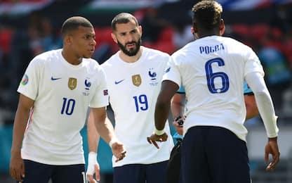 La Francia inciampa a Budapest: 1-1 con l'Ungheria