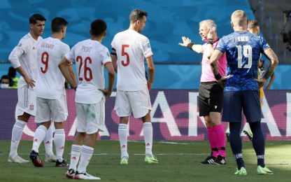 Var nelle qualificazioni mondiali: ok dall'Uefa
