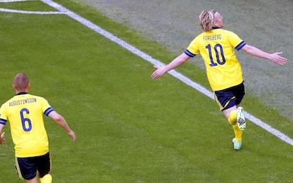 Svezia agli ottavi da prima, Polonia ko 3-2 e out
