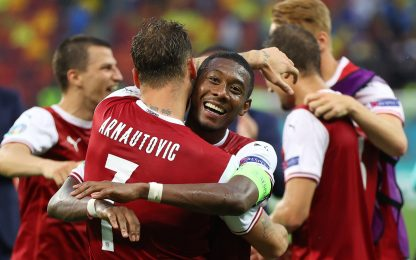 L'Austria batte l'Ucraina 1-0: affronterà l'Italia