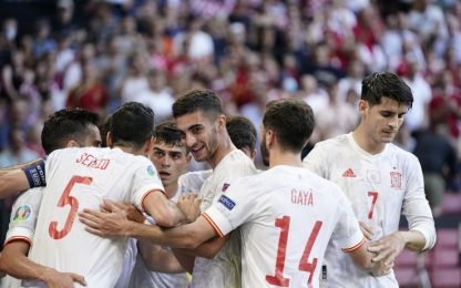 "Spagna ""loca"", Croazia ko ai supplementari: 5-3"