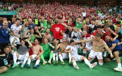 La Danimarca vola in semifinale, cechi battuti 2-1