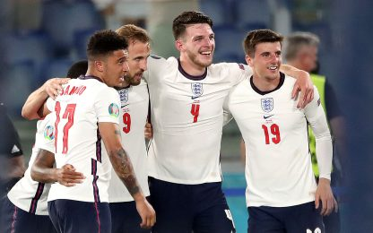 Inghilterra-Danimarca, dove vedere la gara in tv